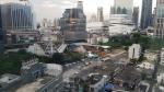 View from my Superior Room at the Novotel Bangkok Sukhumvit 20